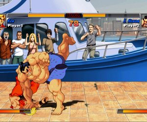 Super Street Fighter II Turbo HD Remix Chat