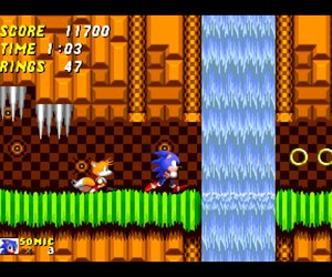 Sonic's Ultimate Genesis Collection Screenshots