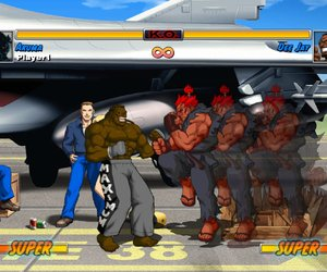 Super Street Fighter II Turbo HD Remix Files
