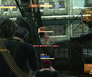 Metal Gear Online Videos