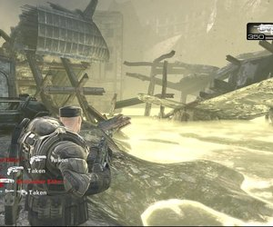 Gears of War 2 Screenshots