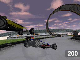 TrackMania DS Chat