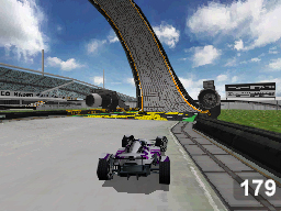 TrackMania DS Screenshots