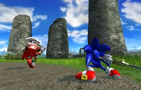 Sonic and the Black Knight Screenshot from Shacknews