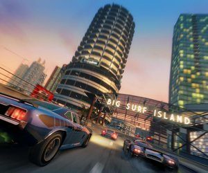 Burnout Paradise Screenshots