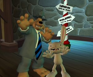 Sam & Max: Season Two - Beyond Time and Space Screenshots