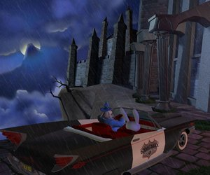 Sam & Max: Season Two - Beyond Time and Space Chat