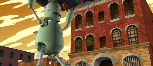 Sam & Max: Season Two - Beyond Time and Space News