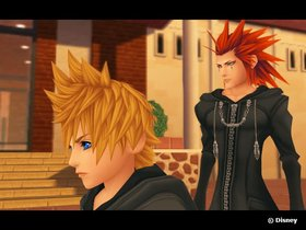 Kingdom Hearts 358/2 Days Screenshot from Shacknews