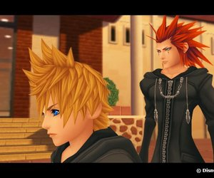 Kingdom Hearts 358/2 Days Screenshots