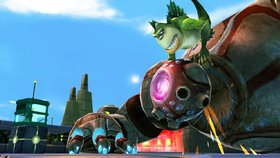 Monsters vs. Aliens Screenshot from Shacknews