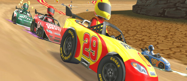 NASCAR Kart Racing News