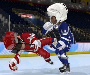 3 on 3 NHL Arcade Screenshots
