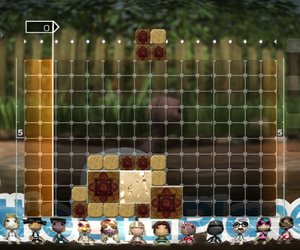 Lumines Supernova Screenshots