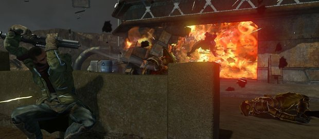Red Faction: Guerrilla News