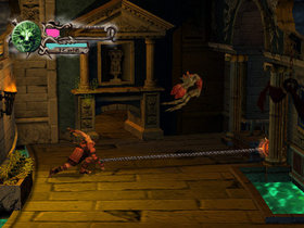 Rygar: The Legendary Adventures Screenshot from Shacknews