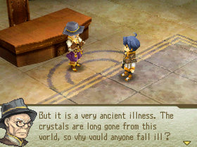 Final Fantasy Crystal Chronicles: Echoes of Time Screenshot from Shacknews