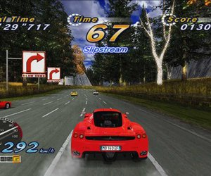 OutRun Online Arcade Chat