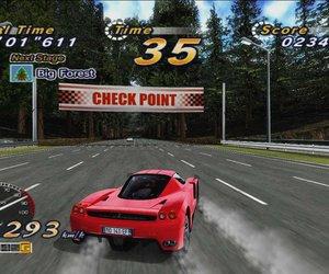 OutRun Online Arcade Screenshots