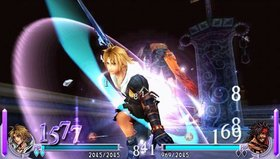 Dissidia: Final Fantasy Screenshot from Shacknews