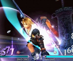 Dissidia Final Fantasy Screenshots