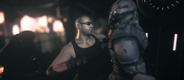 The Chronicles of Riddick: Assault on Dark Athena News