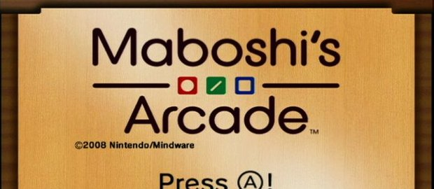 Maboshi's Arcade News