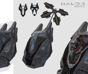 Halo 3: ODST Files