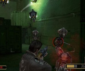 Resistance: Retribution Screenshots