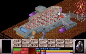 X-Com: UFO Defense Screenshot from Shacknews
