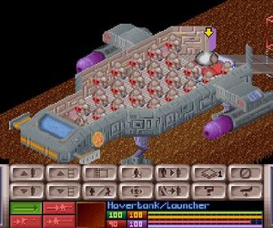 X-Com: UFO Defense Screenshots