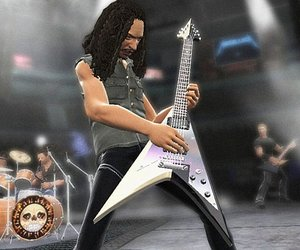 Guitar Hero: Metallica Screenshots