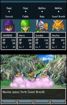 Dragon Quest V: Hand of the Heavenly Bride Screenshots