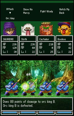 Dragon Quest V: Hand of the Heavenly Bride Files