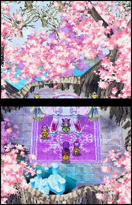 Dragon Quest V: Hand of the Heavenly Bride Chat