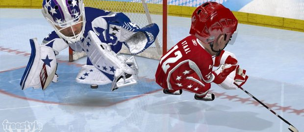3 on 3 NHL Arcade News
