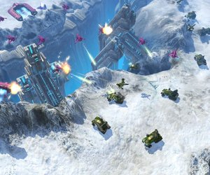Halo Wars Screenshots