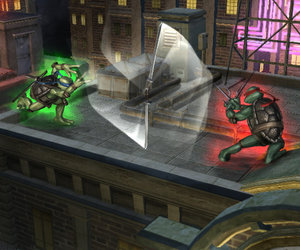 Teenage Mutant Ninja Turtles: Smash Up Screenshots