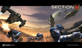 Section 8 Screenshot from Shacknews