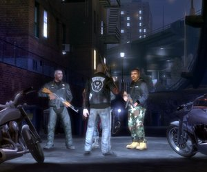 Grand Theft Auto IV Chat