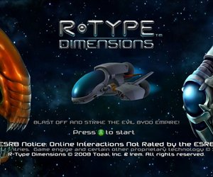 R-Type Dimensions Screenshots
