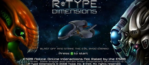R-Type Dimensions News