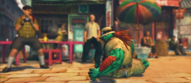 Street Fighter 4 News