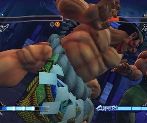 Street Fighter 4 Screenshots