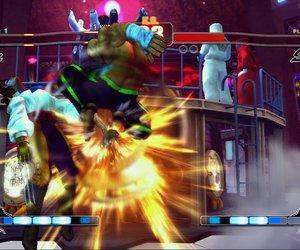 Street Fighter 4 Screenshots