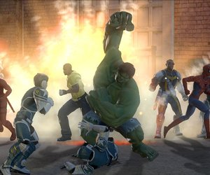 Marvel Ultimate Alliance 2 Screenshots