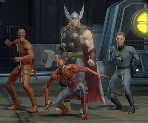 Marvel Ultimate Alliance 2 Chat