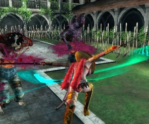 Onechanbara: Bikini Zombie Slayers Screenshots