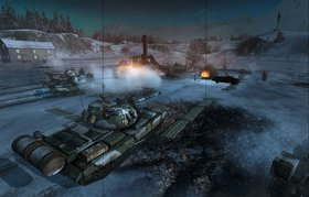 World in Conflict: Soviet Assault Expansion Screenshot from Shacknews