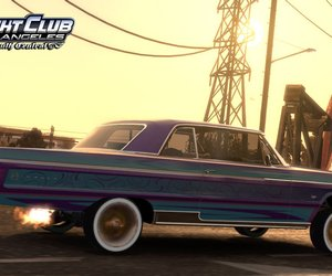 Midnight Club: Los Angeles Chat